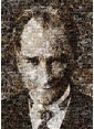 Art Puzzle Art Puzzle 1000 Parça Mustafa Kemal Atatürk Renkli